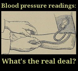 blood pressure readings