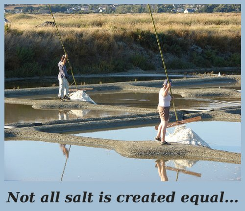 sea salt and high blood pressure