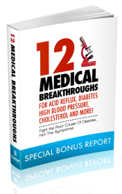12 Medical breakthroughs cover