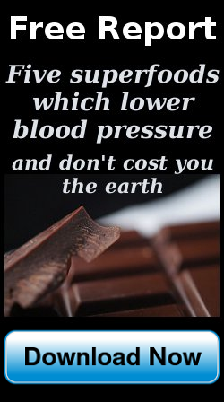 five superfoods which lower blood pressure (and don't cost you the earth)