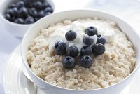 can oatmeal help lower high blood pressure