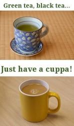 tea and high blood pressure