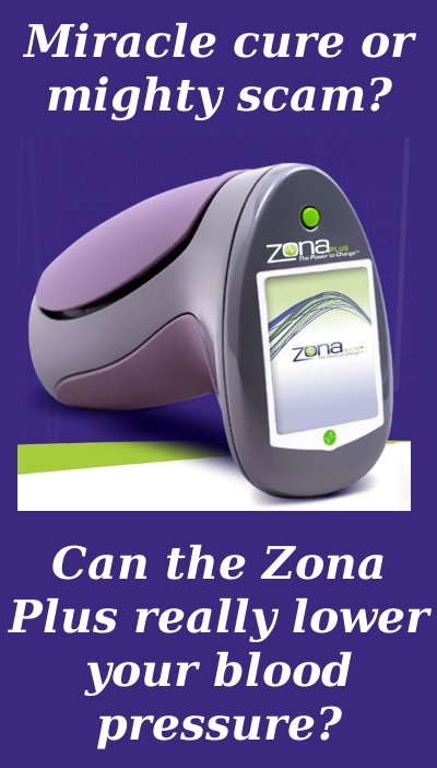 Zona - cure or scam?