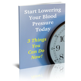 natural blood pressure reduction guide