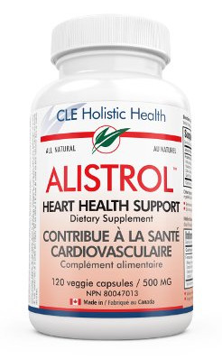Alistrol - best herbal remedies for high blood pressure