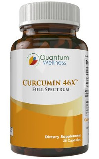 Curcumin supplement - for healthy blood pressure