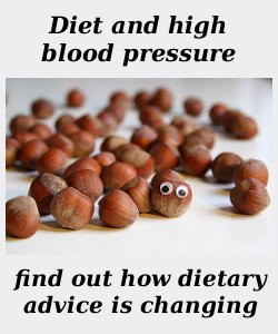 diet and high blood pressure