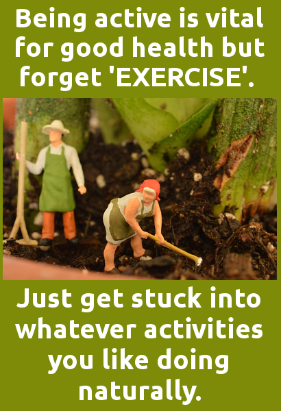 natural exercise