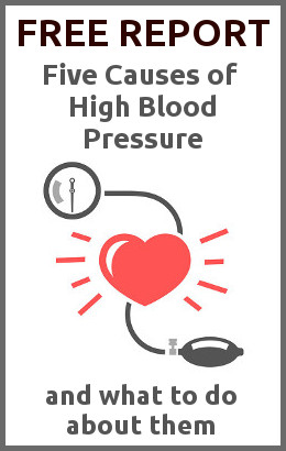 five causes of high blood pressure and what to do about them