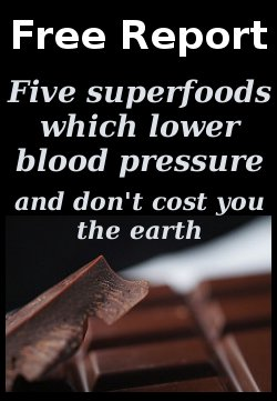 five superfoods which lower blood pressure and don't cost the earth