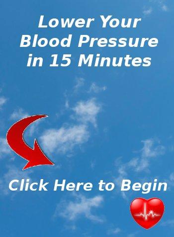 quickest way to lower blood pressure