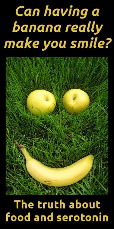 increase serotonin with food